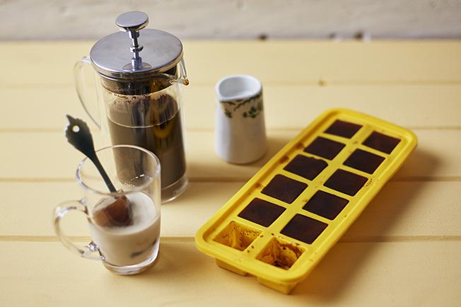 Gelo de café