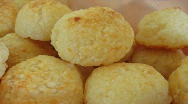 Pão de queijo de tapioca