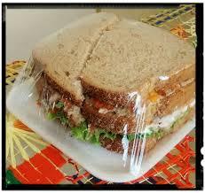 Sanduíche natural fácil de Carne