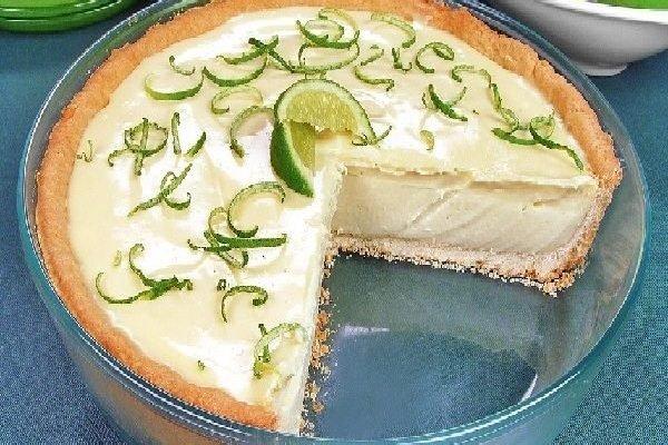 Torta gelada de limão você nunca viu nada igual
