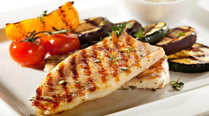 Receita de peixe grelhado simples a melhor opção para sua páscoa