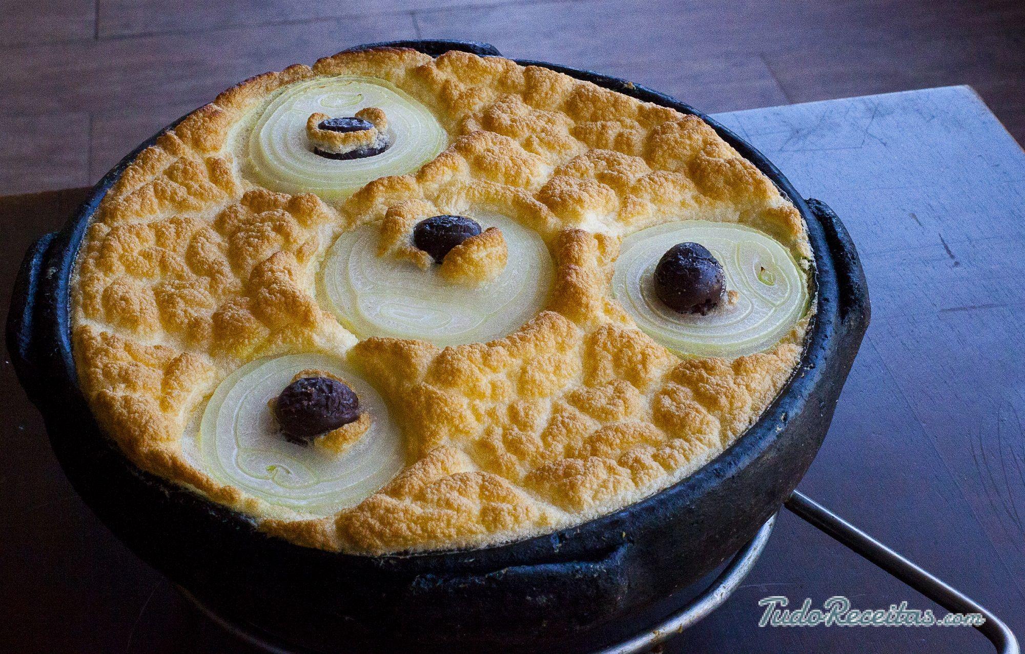Receita de torta capixaba caseira maravilhosa