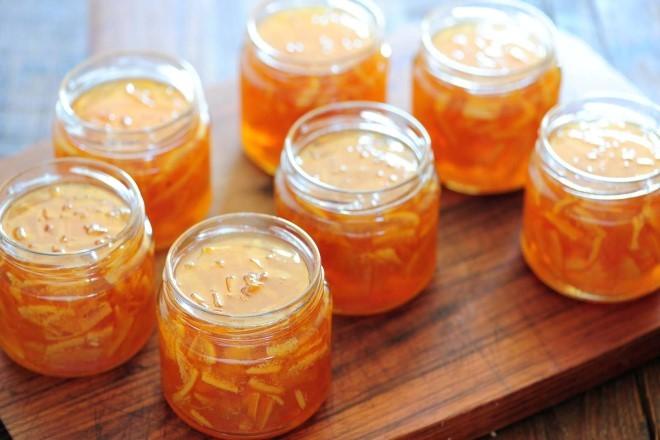 Geleia de bergamota caseira com apenas 3 ingredientes deliciosa