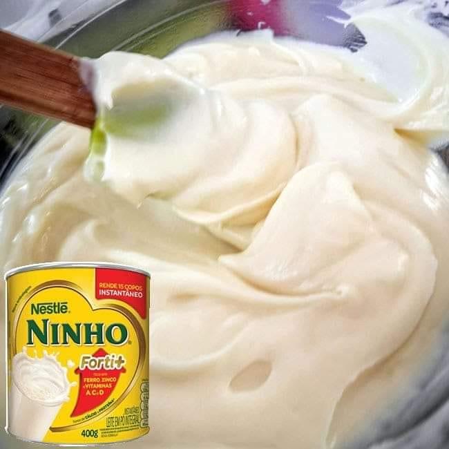 Recheio de leite ninho trufado simples e fácil