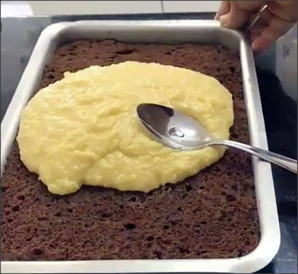 Recheio para bolo e diversas receitas simples