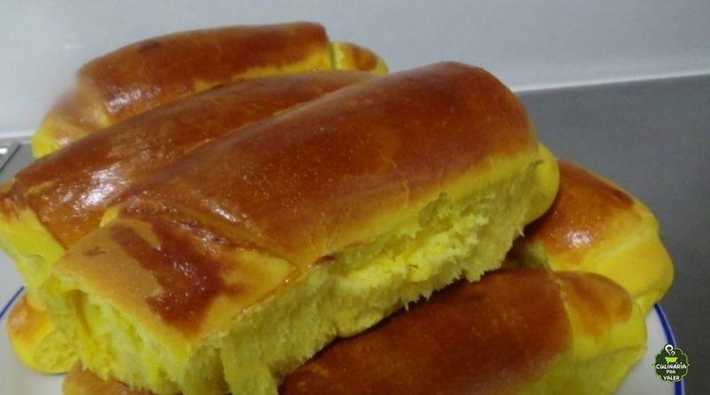 Pão de cenoura fácil e fofinho
