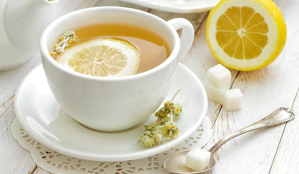 Chá de camomila com laranja para quem tem enxaqueca