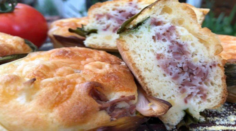 Torta de polenta com calabresa fácil pratica e muito saborosa