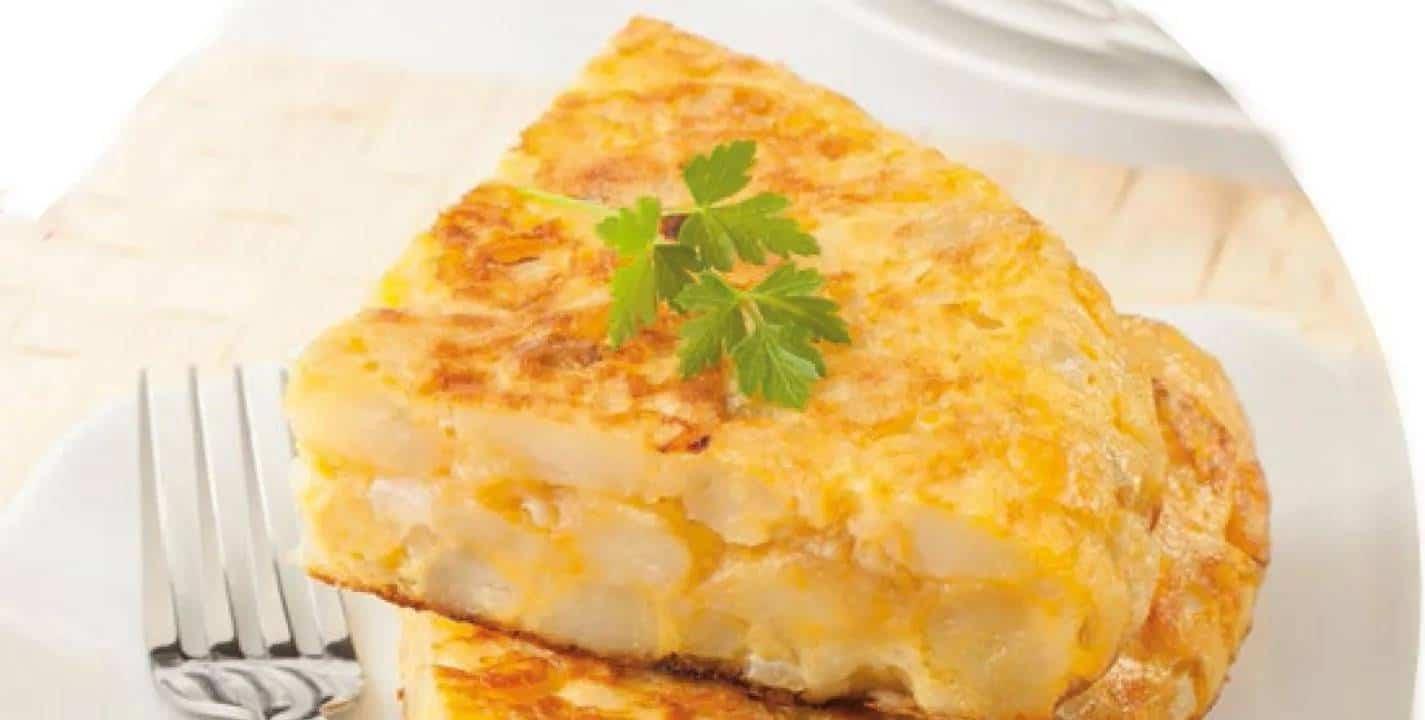 Omelete saborosa sem fritar com pouquíssimas calorias