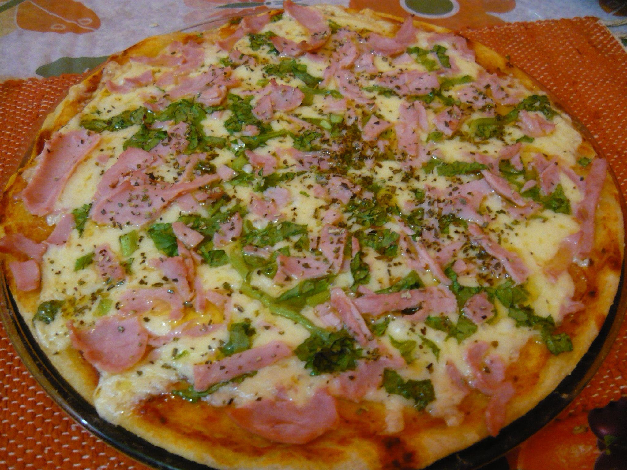 Pizza de batata fabulosa e muito simples de fazer
