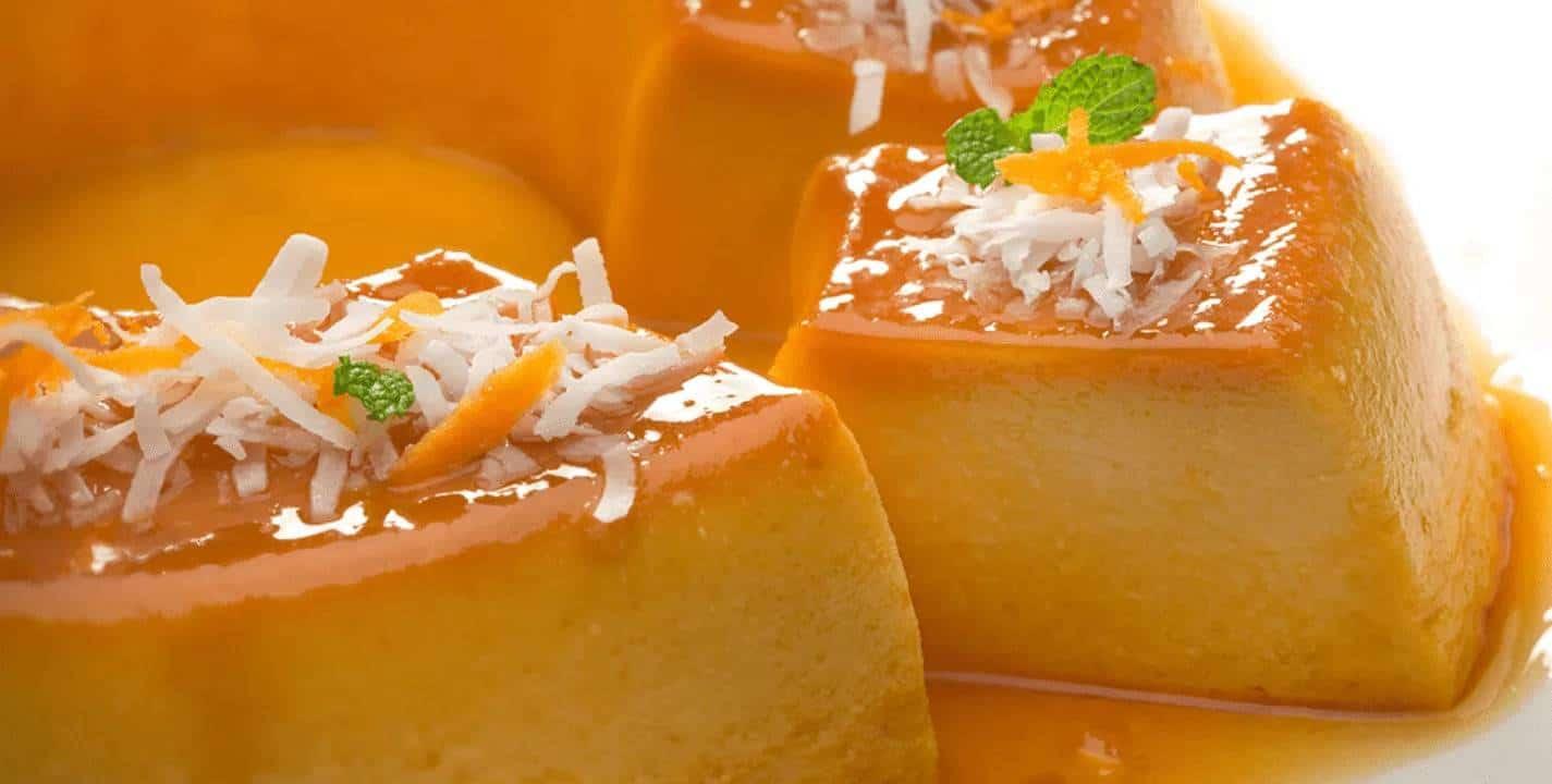 Pudim de cenoura perfeito e delicioso