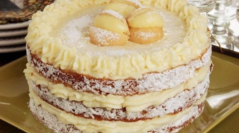 Bolo sonho – O bolo mais simples e delicioso que você irá fazer