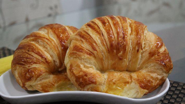 Receita de Croissant fácil